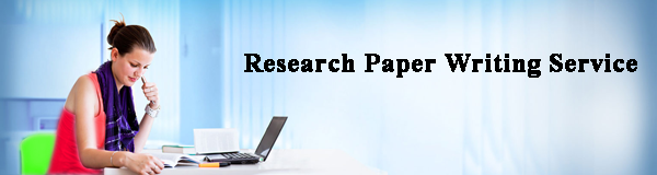 Research Papers Writing Services